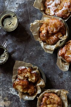 Homemade Apple Fritters | Bakers Royale