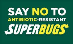I'm asking Subway to commit to buying meat raised without routine use of antibiotics. Join me!   Sign the petition