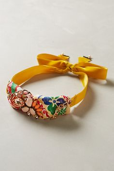 Bricolage Headband - anthropologie.com