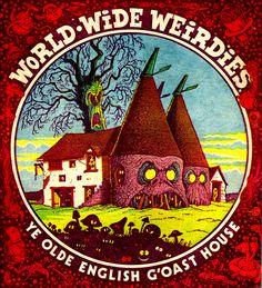 Ken Reid - World Wide Weirdies 11