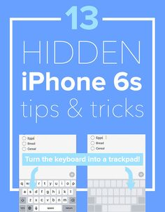 13 Insanely Clever iPhone 6s Tricks You Might Have Missed