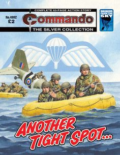 Commando: For Action and Adventure #4882 - Another Tight .Spot... (Issue)16