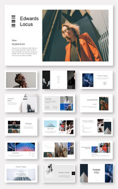 I like how minimal it is, with text, pictures, and layout, and how all the pictures feel like they were taken together Portfolio Design Layouts, Layout Design, Ppt Design, Design Poster, Brochure Design, Design Model, Template Portfolio, Design Ideas, Design Presentation
