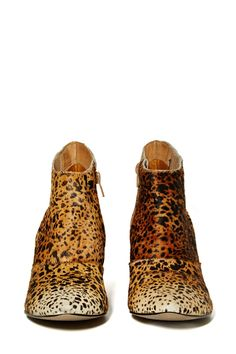 Matisse Nugent Ponyhair Ankle Boot | Shop Shoes at Nasty Gal!