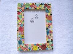 Retro Quilling Photo Frame gift idea by VonnesHandmadez on Etsy, $48.90