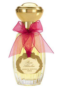 Annick Goutal Rose Absolue Eau de Parfum Spray available at Perfume Parfum, Parfum Rose, Fragrance Parfum, Parfum Spray, Perfume Bottles, Flower Perfume, Rose Perfume, Lotion, Beautiful Perfume