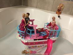 Elf on the shelf Titanic meets Love boat