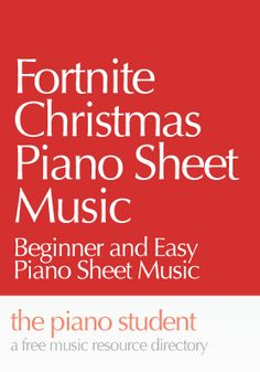 Printer Projects New York Christmas Piano Sheet Music, Easy Piano Sheet Music, Piano Lessons, Music Lessons, Piano Games, Keyboard Lessons, Bible Songs, Piano Teaching, Learning Piano