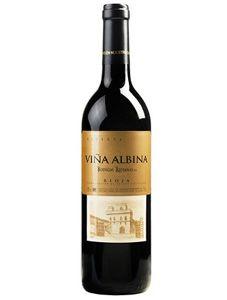 2005 Bodegas Riojanas Vina Albina Reserva Rioja