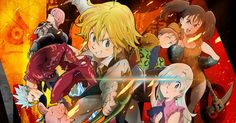 Which of The Seven Deadly Sins (Anime) Are You?