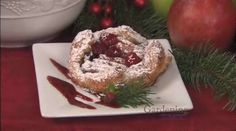 How-to video and recipe: Pear and Hazelnut Praline Puff Pastry Tarts I PCC Natural Markets