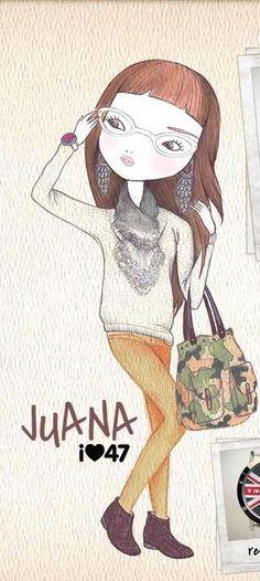47 Street Juana♥