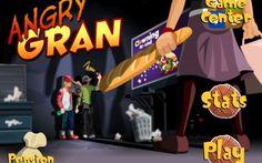 Angry Gran: 5 versioni della nonna più arrabbiata per iOS e Android ##angrygran ##nonna ##picchiatutti