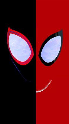 Spider-Man: into the spider-verse mobile wallpaper : spiderman Deadpool Wallpaper, Man Wallpaper, Avengers Wallpaper, Mobile Wallpaper, Iphone Wallpaper For Guys, Aztec Wallpaper, Verses Wallpaper, Screen Wallpaper, Black Spiderman