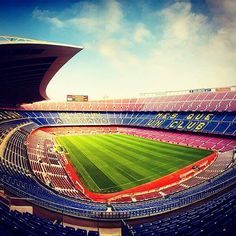 Home #CampNou #FCB