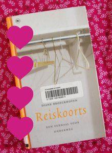 Boek 45/53 #boekperweek   Reiskoorts   Diane Broeckhoven   Innemende novelle   Bladzijde26