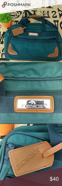 Vintage Jordache carry on bag Vintage Jordache carry on bag, in good condition 15.5x11x5 Jordache Bags Travel Bags