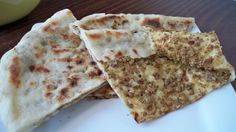 Keema Naan Naan stuffed with ground lamb