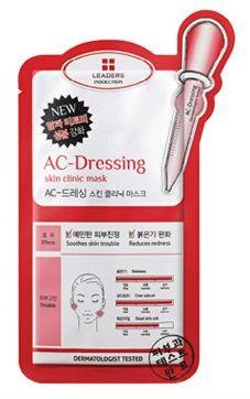 Mascarillas anti acne / Cosmética Coreana (AC-dressing x10) #mascarillas #cosmeticacoreana #cuidadodelapiel #korean #skincare #masksheet