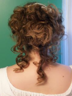 Living with Jane: My Regency Hair-do...done!