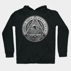 Vintage New World Order Symbol Hoodie Christmas Gifts For Men, Best Gifts For Men, New World Order, Funny Design, Hoodies, Sweatshirts, Boy Or Girl, Tee Shirts, How To Make