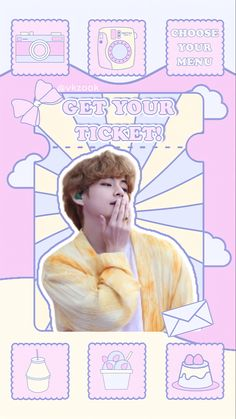 Don't remove the watermark. don't repost & claim this as yours! Follow me for more💗 TWITTER : @vkzook V Cute, Kpop, Cute Stickers, Cute Wallpapers, Taehyung, Youtube, Disney Characters, Fictional Characters, Disney Princess