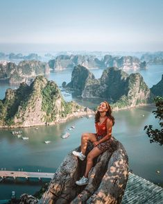 [New] The 10 Best Travel Ideas Today (with Pictures) - Ha Long Bay Vietnam Comment below Travel Couple, Family Travel, Travel Pictures, Travel Photos, The Places Youll Go, Places To Go, Places To Travel, Travel Destinations, Magic Places