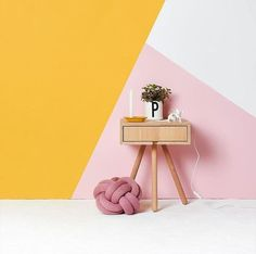 36 Who Is Lying to Us About Home Decor Trends 2019 Revealed - nyamanhome Baby Room Design, Baby Room Decor, Wall Design, House Design, Room Colors, House Colors, Creative Office, Geometric Wall Paint, Diy Wall Painting