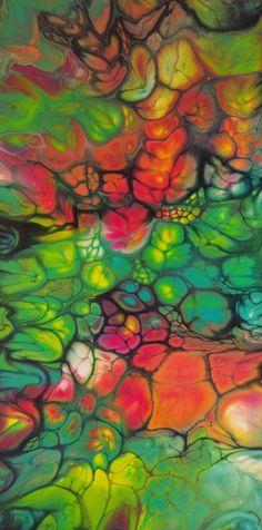Fluid Acrylic