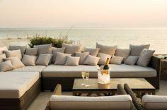 Sani Beach Club @ Kassandra Sani, Greece