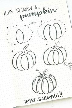 20+ Best bullet journal doodles for fall & halloween #bujodoodles #bujoideas