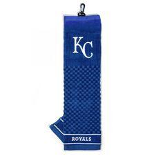 Kansas City Royals MLB Embroidered Towel