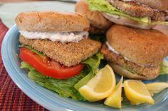 Seafood on Pinterest | Crab Cakes, Tartar Sauce and Vegans