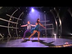 Time Flies (Lyrical Jazz) - Ashleigh and Jakob