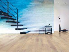 Homeplaza - Brandneue Laminat-Langdiele erstrahlt dank Präzisionsdruck in edlem Glanz - Ein Fußboden in High Definition