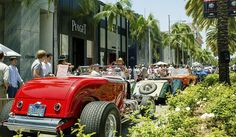 Pin By Brockstar Group Of Companies On Beverly Hills Classic Car - Beverly hills car show