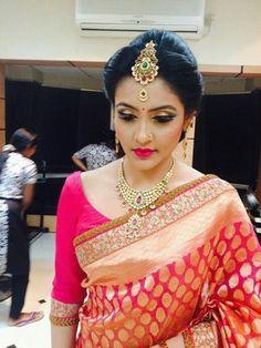 Too gorgeous silk saree