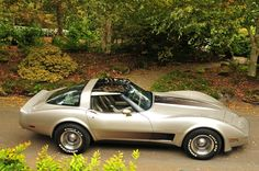 1982 Chevrolet Corvette Collector Edition - The first Corvette with a base price over $20,000. It had a higher level of standard features, a lifting rear glass hatchback, special wheels, as well as unique paint and interior.