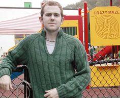 Free+Knitting+Pattern+-+Men's+Sweaters:+Saranac+Sweater