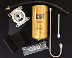 13+ Ram 6.7L Cummins 2500/3500 CAT Fuel Filter Kit - Pure Diesel Power LLC