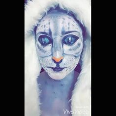 Quick little video on yesterday's Snow Leopard ❄  Thank you all so much for your amazing feedback  #raeofsunshinebeauty
