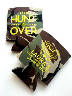 New to SipHipHooray on Etsy: The Hunt is Over Bachelorette Party Buck Wild Bachelorette Bachelorette Party Favors The Hunt is Over Antler Bachelorette 1017 (75.00 USD)
