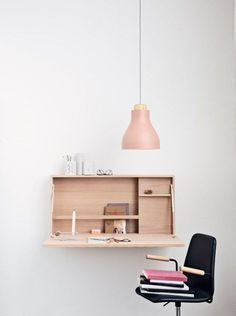 Bolia wall desk - Home Decor #HomeOwnerBuff