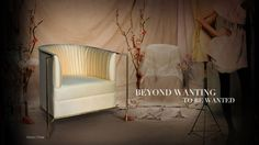 Chair DESIRE by Koket, Perfect for my clients. Comfortable and elegant, #bykoket #50shades of koket, #HPMkt