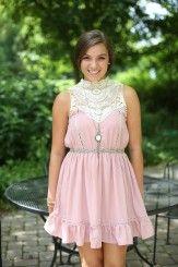 Altar'd State Lace Romance Dress