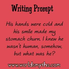 182 Best Writing Prompts images in 2018 | Creative Writing, Creative