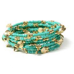 Amrita Singh Mulberry Bracelet ($100) ❤ liked on Polyvore