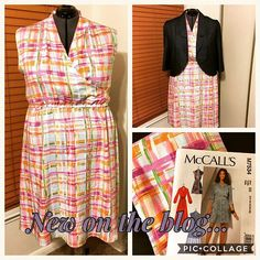 NEW ON THE BLOG ⭐ McCall's 7534 Pattern Review ⭐ GO TO brandipatrice.com LINK IN THE BIO 👉🏾#isew #madebyme #mccallpatterns #M7534 #sewinglife #blogger #sewingblogger #sewcialist #diystyle #springwardrobe #diy @mccallpatterncompany