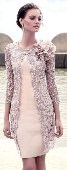 Beautiful Mother of the Bride outfit #MotheroftheBrideDresses