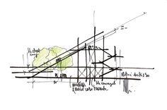 The Resnick Pavilion - Renzo Piano  Los Angeles, EUA - 2010